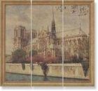 Decor Set (3) Notre Dame (цена за шт., компл. 3 шт)