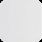 Керамогранит супер белый октагональный