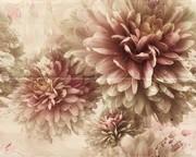 Dеcor Floral Lugano 2pz Nude