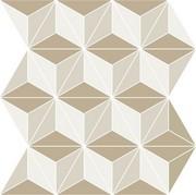 Monochrome Mosaic Beige
