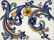 Galan flor Iris