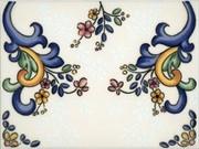 Galan petalo iris