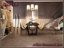 Sketch /Atlas Concorde/
